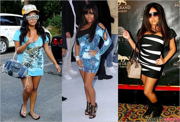 Snooki-best-celebrity-fashion style-2010