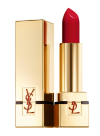 Free holiday beauty goodie: Yves St. Laurent Rouge Pur Couture lipstick