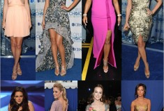 Best dressed celebrities at the 2011 People's Choice Awards