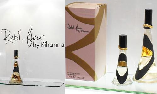 Reb'l Fleur fragrance by Rihanna bottle