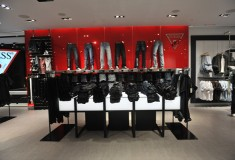 Haute and about: GUESS? Fifth Avenue flagship store opening