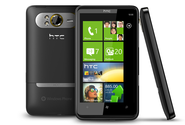 HTC HD7 Windows phone 7