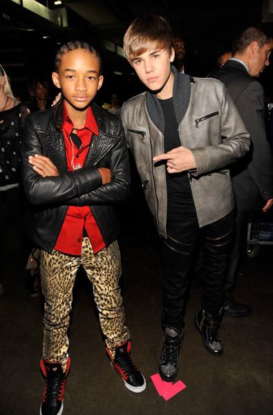 Jaden Smith Justin Bieber