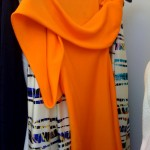 Rachel Roy orange blouse