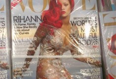 Fashion news roundup: Rihanna covers April issue of Vogue, Blue Bee closes, Rachel Zoe makes ten grand per gig