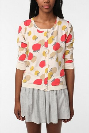 Urban-Outfitters-Cooperative-Fruit-Printed-Cardigan