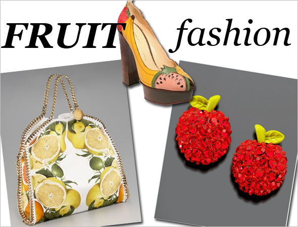 fruit-fashion trend spring 2011
