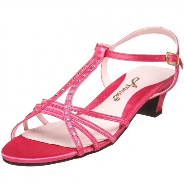 Annie Shoes Women's Enrica Evening Sandal