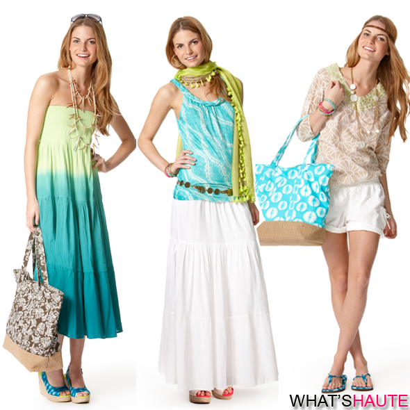 Calypso-St.-Barth-for-Target-collection-dresses-maxi-skirts-shorts-belts-bags-tunic-tops-scarves