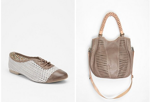 urban outfitters Cooperative-Two-Tone-Lasercut-Oxford-Revel-NY-Slated-Bucket-Bag