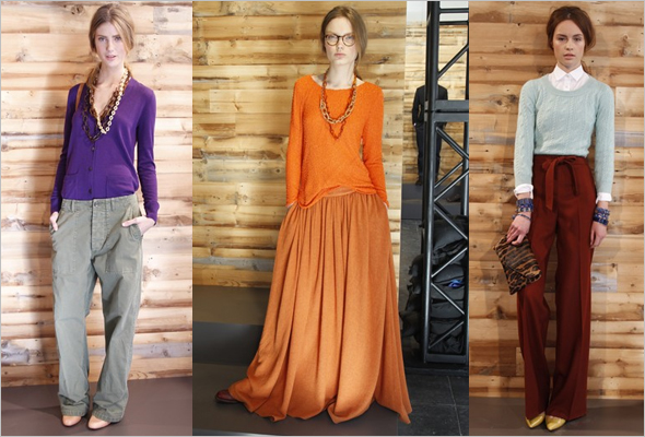 J. Crew Fall 2011 collection