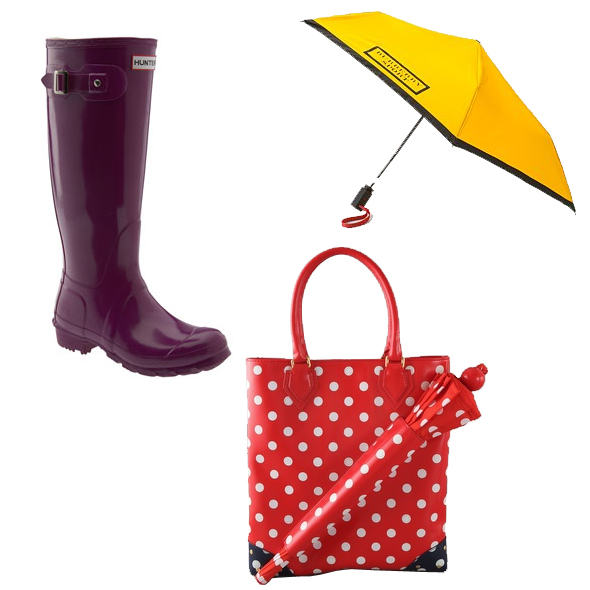 Marc-Jacobs-Burberry-umbrellas-Hunter-Rainboots