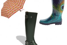 9 chic wet weather accessories to keep you dry through April's showers