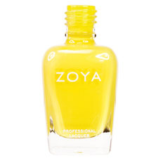Zoya Nail Polish in Creamy yellow