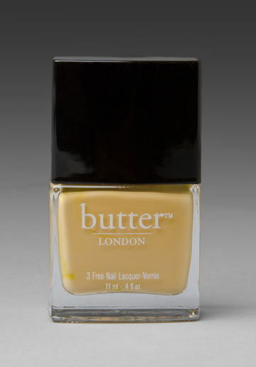 butter LONDON 3 Free Lacquer in Bumster