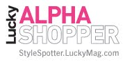 lucky alpha shopper