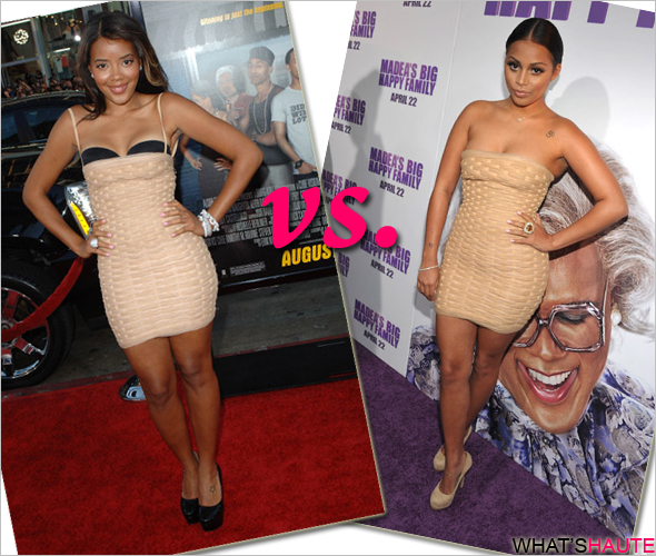 who-wore-it-better-Angela-Simmons-vs.-Lauren-London-in-Herve-Leger