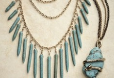 Haute baubles - Ceek turquoise jewelry, Hermès diamond watches, and more at today's online sales!