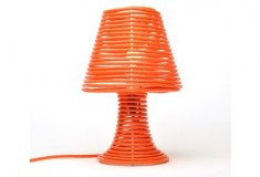 DIY home finds: the Coil Lamp by Craighton Berman