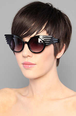 Jeremy Scott for Linda Farrow The Wings Sunglasses