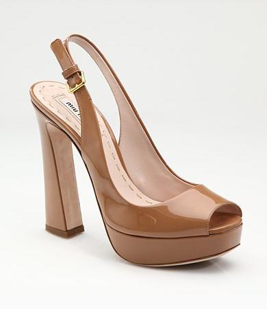 Miu-Miu-Patent-Leather-Peep-Toe-Slingback-Pumps Fall 2011