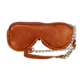 Topshop Tan Shaped Sunglasses Pouch