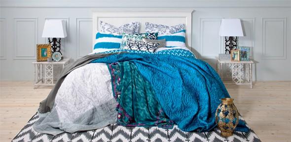Zara Bedroom Etnic-Velvet
