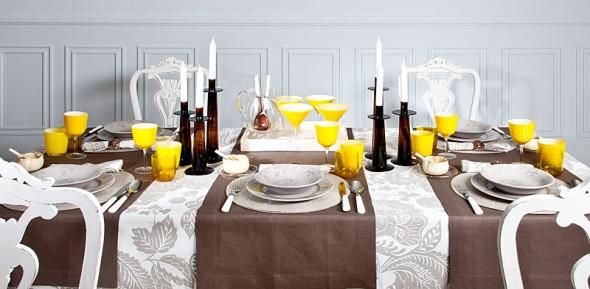 Zara Table CCountry-Tissage