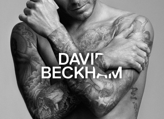 david beckham-logo bodywear homme fragrance