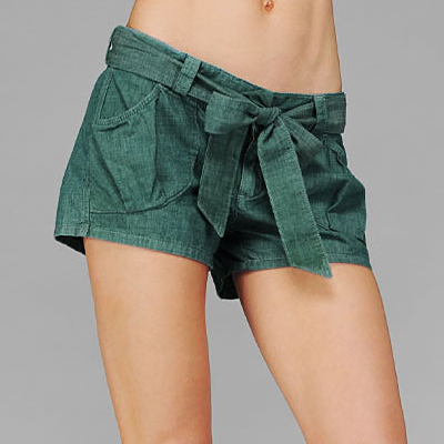 16 Sweet and Sexy Summer Shorts 7 For All Mankind SAFARI SHORT