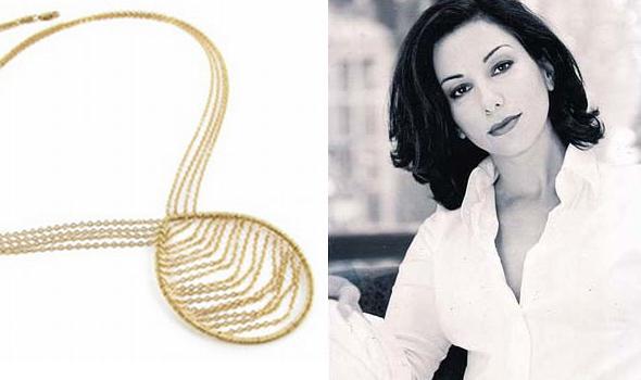 Dana Kellin jewelry Target collaboration