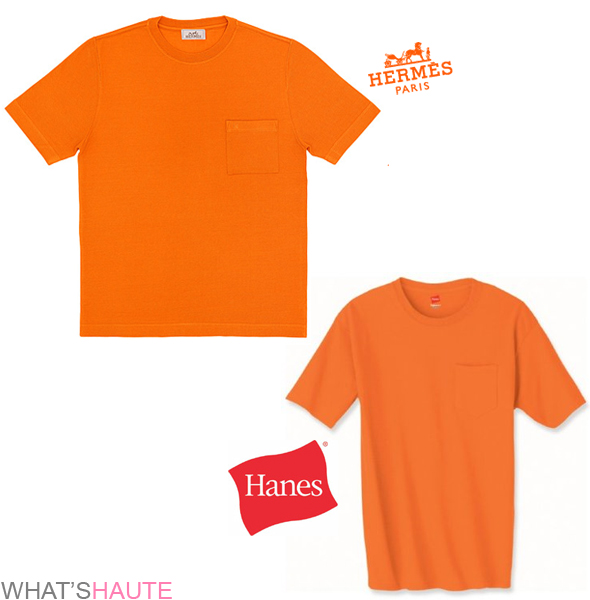 Fashion In Question: Hermes is selling a $345 T-shirt (but ...