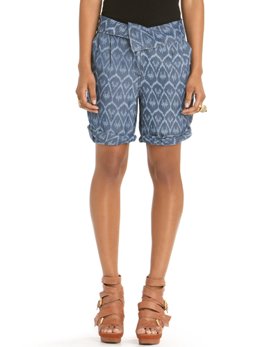 16 Sweet and Sexy Summer Shorts RACHEL-Rachel-Roy-Printed-Short