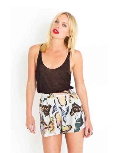 16 Sweet and Sexy Summer Shorts Seneca-Rising-Panoramic-Butterfly-Shorts