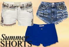 Haute Shopping Guide: 16 Sweet and Sexy Summer Shorts