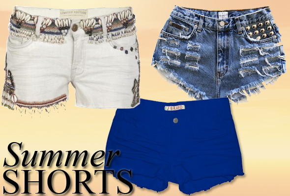 Summer-shorts-shopping guide 2011