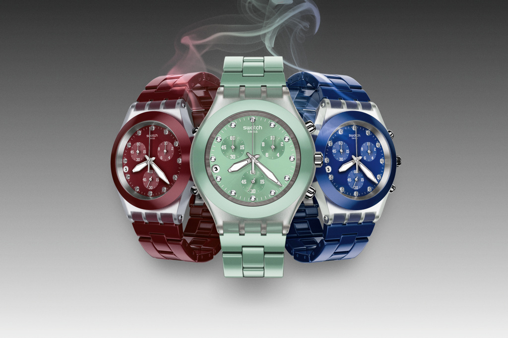 Collection Swatch Watches Swatch Full-blooded Collection