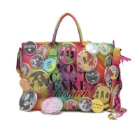 You Can't Fake Fashion Betsey Johnson Tote