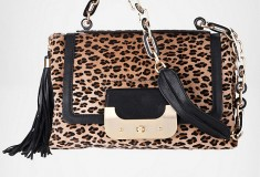 Haute bag of the week: Diane von Furstenberg Harper Large Pony Daybag