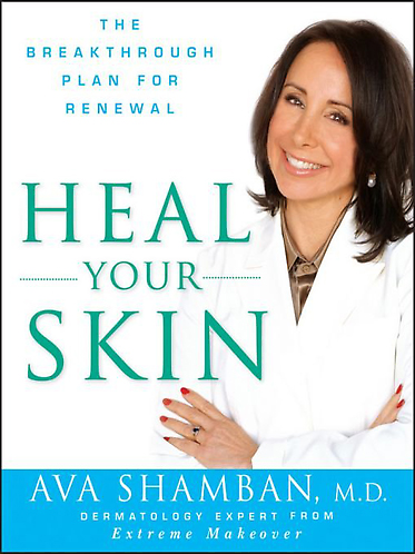 Heal Your Skin by Dr. Ava Shamban