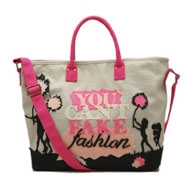 You Can't Fake Fashion Jill Stuart Tote