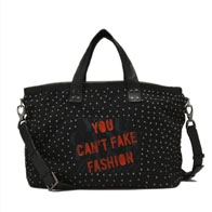 You Can't Fake Fashion Kenneth Cole Tote
