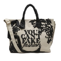 You Can't Fake Fashion Marchesa Tote