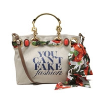 You Can't Fake Fashion Milly Tote