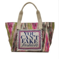 You Can't Fake Fashion Nanette Lepore Tote