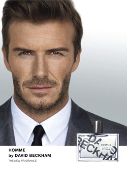 David Beckham to launch new scent Homme in September