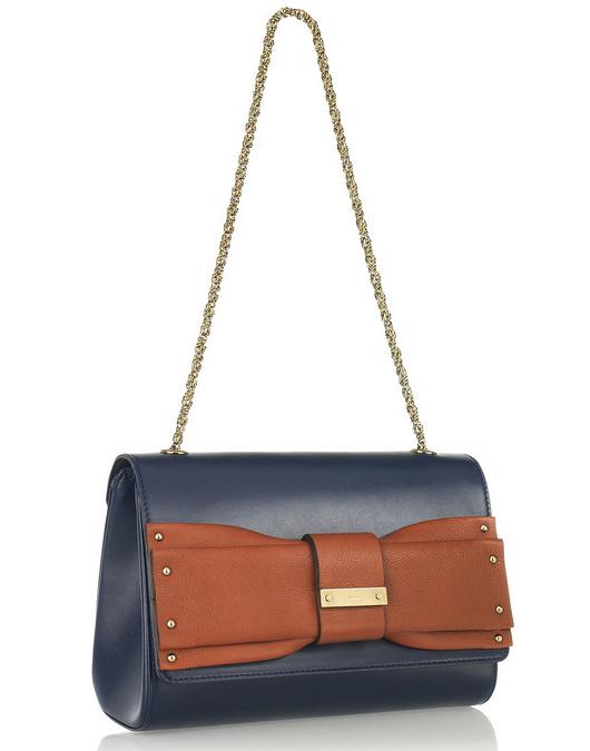 Chloé-June-bow-embellished-leather-shoulder-bag-side-view