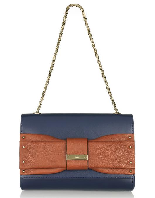Chloé-June-bow-embellished-leather-shoulder-bag