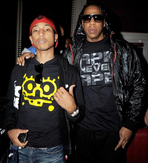 Exclusive Jay-Z Buys Pharrell's Billionaire Boys Club