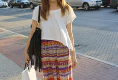 Street style: Get Kumyko's ethnic, boho-chic look